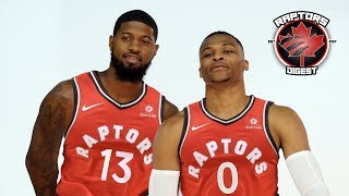 The TRUTH Behind Paul George and Westbrook Potential TRADE to Raptors