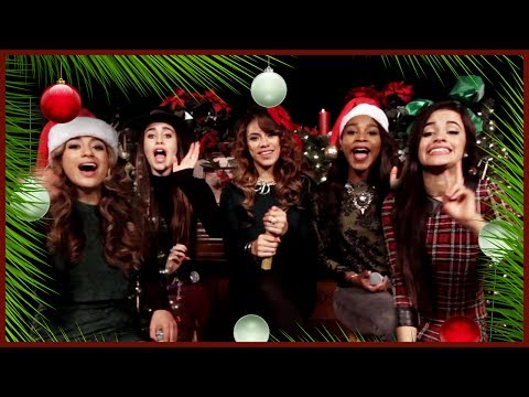 FIFTH HARMONY   Have Yourself A Merry Little Christmas   12 DAYS OF AWESOMENESS (Day 5)