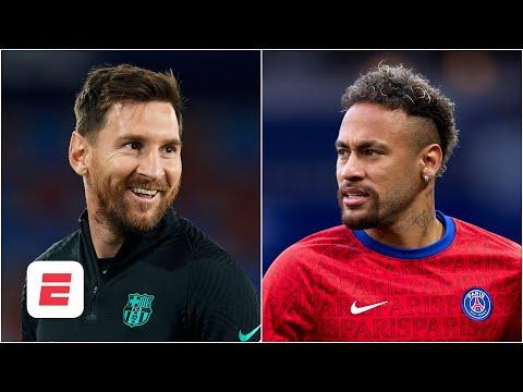 Lionel Messi edges closer to PSG! Will the Argentine take Neymar's No. 10 jersey? | ESPN FC