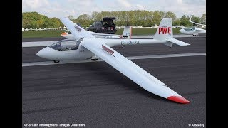 Flying Glider sailplane getting low landing is imminent what are your options