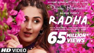 Radha – Dhvani Bhanushali Video HD