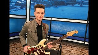 American Idol Contestant, Adem, Talks Katy Perry, Auditions