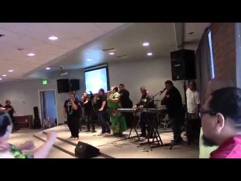 Heart Of Worship Ministry- Lord I Lift your Name on High (mash up)
