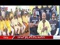 """Nirasana Ratri"" Railway Zone Protest In Visakhapatnam"