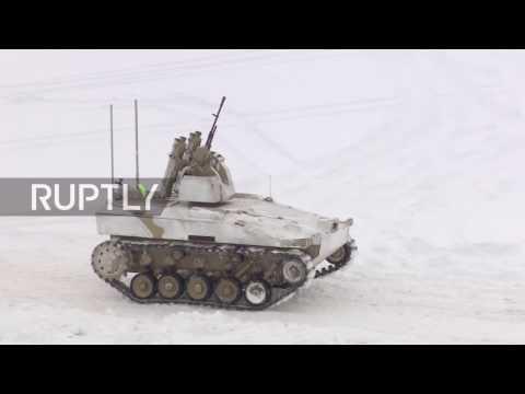 Empresa russa Kalashnikov desenvolve Exterminador do Futuro para combate real