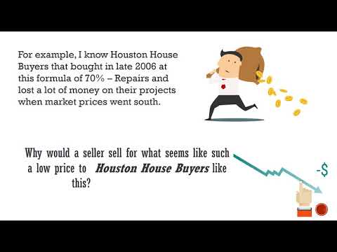 I Buy Houses signs in Houston?  What are they all about? Are they Real Houston House Buyers?