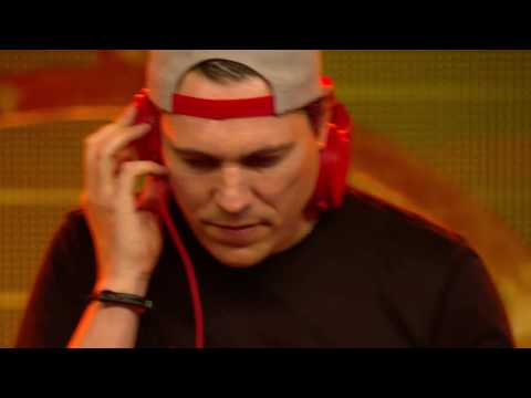 Tiësto at Tomorrowland Belgium 2016