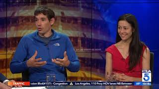 Alex Honnold & Chai Vasarhelyi on the Death Defying Yosemite Climb in