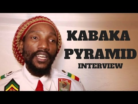Kabaka Pyramid Interview (Discussing books, spirituality, and music)