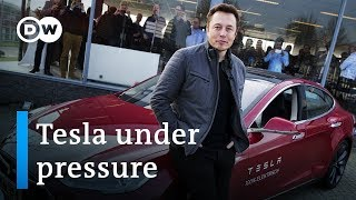 Tesla and Elon Musk - the future of electric cars | DW Documentary