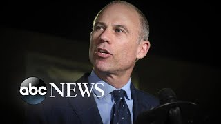 Michael Avenatti speaks out after domestic violence charges
