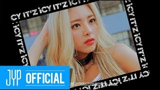 "ITZY ""IT'z ICY"" VISUAL FILM #YUNA"