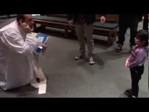 Gran Milagro En La Misa De Sanacion con Padre Hoyos