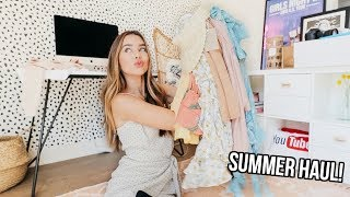 Summer Clothing Haul!
