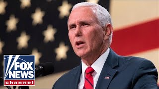 Mike Pence visits ICE field office in Atlanta