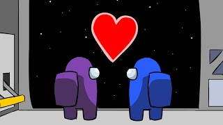 Love On The Skeld - Among Us Animation