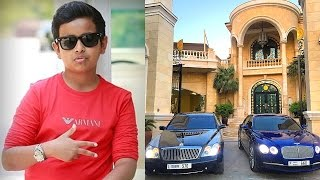Choáng với sự giàu có của Thiếu gia 15 tuổi ở Dubai quen biết hơn nửa siêu sao thế giới