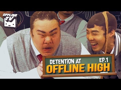 Mulan Star Jimmy Wong Teaches Us To Be A Man | Detention at Offline High Ep 1
