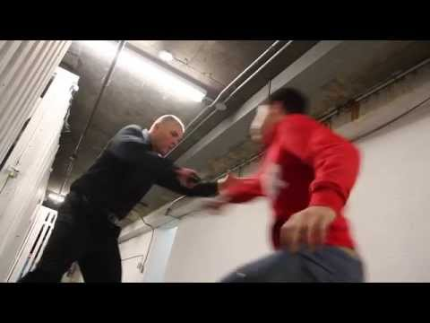 GORAN STJEPANOVIC - Knife Fight Rehearsal