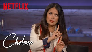 Salma Hayek (Full Interview) | Chelsea | Netflix