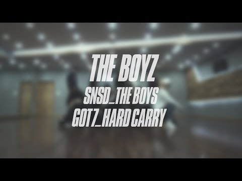 THE BOYZ(더보이즈) 'The Boys + 하드캐리' DANCE PRACTICE VIDEO