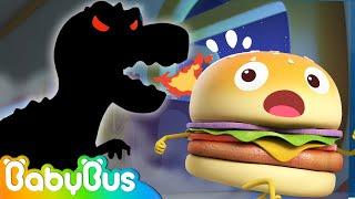 Monsters in the Dark | Kids Cartoon | Animations for Children | for Kids | Nursery Rhymes | BabyBus