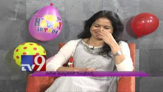 Truth and Dare with Singer Sunitha; TV9 exclusive..