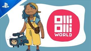 Olliolli world :  bande-annonce