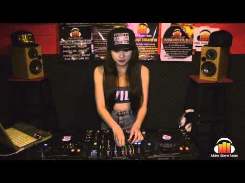 Make Some Noise Studio - Dj TyTy - Mixtape EDM#1 Live
