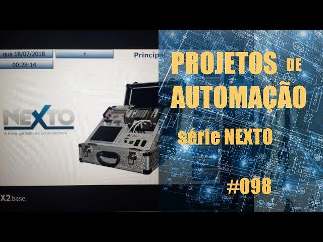PROGRAMA DEMONSTRAÇÃO TBOX801 (Parte 1) | Projetos de Automação #098