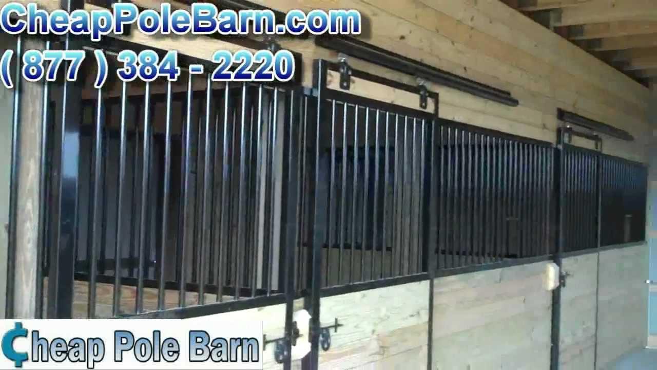 Cheap Pole Barn Reviews Horse Barns Ann Masly