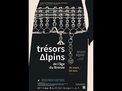 L'Expo 2019 : Trésors Alpins de l'Âge du Bronze