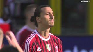 Zlatan Ibrahimović Compilation | AC Milan 2011/12