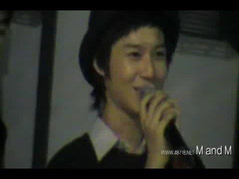 [cut] Jonghyun crying and SHINee's award acceptance speech.