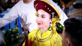 Hát Văn Hoài Thanh 2019_Thanh Đồng Lê Huyền Trang ( Trang Kim ) Loan Giá Tại Mẫu Thủy_  Phim HD 02