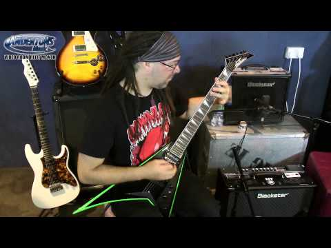 Blackstar HT Metal Amp Reviewed with Lots of Different Guitars!