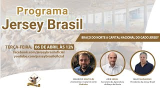 Braço do Norte a Capital Nacional do Gado Jersey - Programa Jersey BR #13
