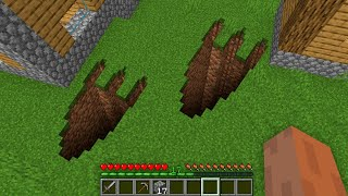 HOW NOOB FOUND DINO PAW TUNNEL IN VILLAGE!? Minecraft NOOB vs PRO! 100% TROLLING TRAP HOLE PIT