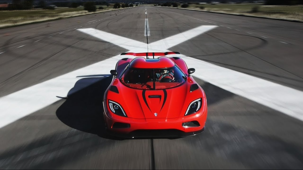 Faster Than A Bugatti Veyron Koenigsegg Agera R Car And