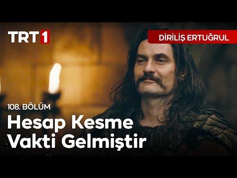 Diriliş Ertuğrul 108. bölüm - Bamsı'dan Titana Osmanlı Tokadı