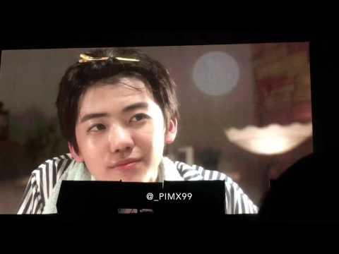 160214 SMROOKIES SHOW in BKK - VCR JISUNG JAEMIN JENO MARK (NCT)