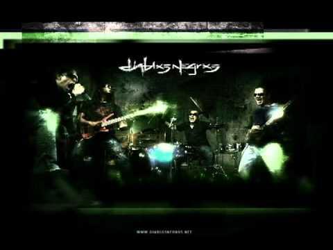 Diablos Negros - Hojas Secas (Lyrics)