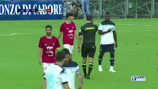 Lazio-Triestina 5-2   Highlights