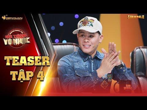 Đấu trường võ nhạc | teaser tập 4: giám khảo John Huy Trần và điểm số khiến ai cũng ngỡ ngàng