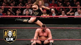Alexander Wolfe Comments On Possible WWE NXT WarGames Match
