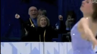 2002 Ladies Olympic Figure Skating