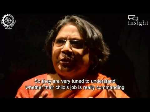Insight Episode 4 : Prof. Leena Chatterjee