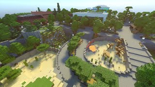 Minecraft - Zoo (Completed Tour)