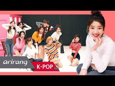 [Pops in Seoul] TWICE(트와이스) _ Heart Shaker(하트쉐이커) _ MV Shooting Sketch