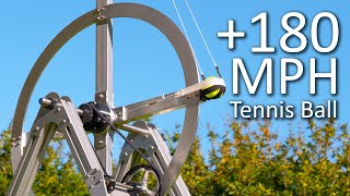 Flywheel Trebuchet